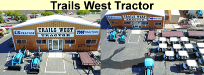 Trails West Tractor