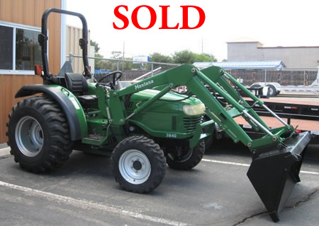 Trails West Tractors - Used Tractors